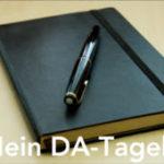 Mein DA-Tagebuch – Montageunternehmen