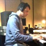 Im Studio | Das Piano