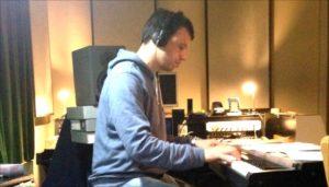 Im Studio   Das Piano