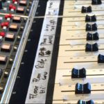 Im Studio | Die Bläser