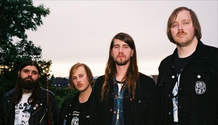 Wet Dreams aus Norwegen veröffentlichen Album
