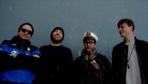 Dream Boogie - schwedische Garagerock Band