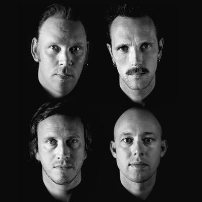 Bandfoto der norwegischen Band The Violent Years