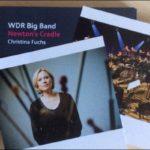 Christina Fuchs und WDR Big Band | Veröffentlichung des Albums Newton's Cradle